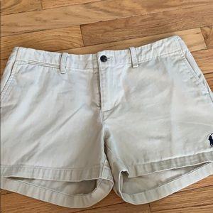 Ralph Lauren Sport Size 4 Light Khaki Shorts